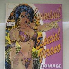 Cómics: SWIMSUIT ESPECIAL VERANO Nº1. HOMAGE STUDIOS. WORLD COMICS. IMAGE. Lote 43294159