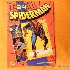 Cómics: SPIDERMAN. Nº 24. PLANETA DEAGOSTINI. MARVEL COMICS. COLOR. AÑO 2002. RUSTICA.. Lote 35569710