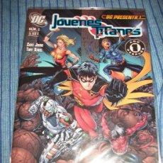 Cómics: JOVENES TITANES - DC - GEOFF JOHNS - TONY DANIEL - #1 - . Lote 35703909