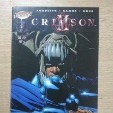 Cómics: CRIMSON #10. Lote 35792679