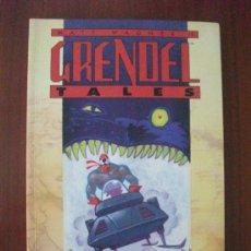 Cómics: GRENDEL TALES EL DIABLO ENTRE NOSOTROS PLANETA DEAGOSTINI. Lote 36039053