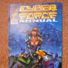 Comics - CYBER FORCE ANNUAL - 36190345