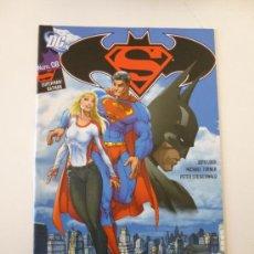 Cómics - SUPERMAN BATMAN Nº 8 (LOEB / TURNER / STEIGERWALD). PLANETA DE AGOSTINI, 2006. . - 36387510