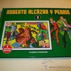 Cómics: ROBERTO ALCÁZAR Y PEDRÍN - PLANETA DE AGOSTINI - Nº 3 - PERFECTO. Lote 36587839