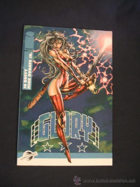 GLORY - IMAGE - WORLD COMICS - PLANETA - (Tebeos y Comics - Planeta)