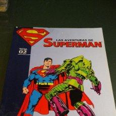Cómics: LAS AVENTURAS DE SUPERMAN TOMO 2 PLANETA. Lote 36688856
