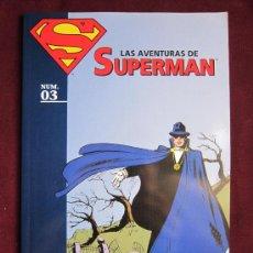 Cómics: LAS AVENTURAS DE SUPERMAN Nº 3. JOHN BYRNE. DC. PLANETA DEAGOSTINI. NUEVO. Lote 36723871