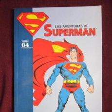 Cómics: LAS AVENTURAS DE SUPERMAN Nº 4. JOHN BYRNE. DC. PLANETA DEAGOSTINI. NUEVO. Lote 50156741