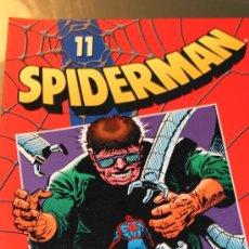 Cómics: SPIDERMAN 11 COLECCIONABLE ROJO VOLUMEN 1 PLANETA . Lote 37005394