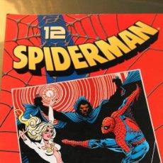 Cómics: SPIDERMAN 12 COLECCIONABLE ROJO VOLUMEN 1 PLANETA . Lote 37005421