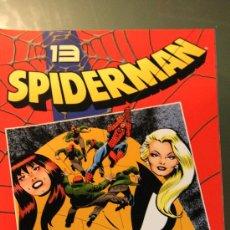 Cómics: SPIDERMAN 13 COLECCIONABLE ROJO VOLUMEN 1 PLANETA . Lote 37005535