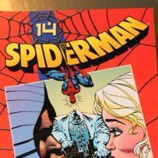 Cómics: SPIDERMAN 14 COLECCIONABLE ROJO VOLUMEN 1 PLANETA . Lote 37005581