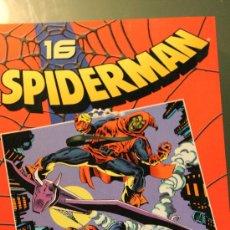 Cómics: SPIDERMAN 16 COLECCIONABLE ROJO VOLUMEN 1 PLANETA . Lote 37007268