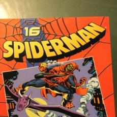 Cómics: SPIDERMAN 16 COLECCIONABLE ROJO VOLUMEN 1 PLANETA . Lote 37007314