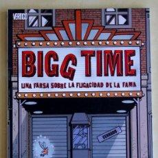 Cómics: BIGG TIME. . Lote 37080808