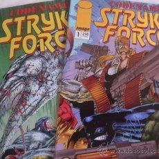 Cómics: LOTE CODENAME: STRYKE FORCE Nº 1 Y 6. Lote 37298085