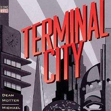 Cómics: TERMINAL CITY DE DEAN MOTTEHER & MICHAEL LARK COLECCIÓN VERTIGO - PLANETA DE AGOSTINI. Lote 37360862