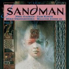 Cómics: THE SANDMAN Nº 3 NEIL GAIMAN & SAM KIETH & MIKE DRINGENBERG & MALCOM JONE III. Lote 37376640