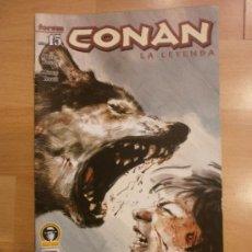 Cómics: CONAN, LA LEYENDA Nº 15. Lote 37384287