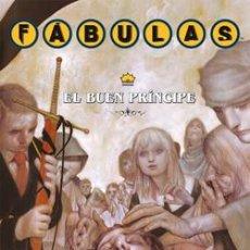 Cómics: FÁBULAS : EL BUEN PRÍNCIPE DE BILL WOÑÑONGHAM & MARK BUCKINGHAM & AARON ALEXOVICK. Lote 37725455