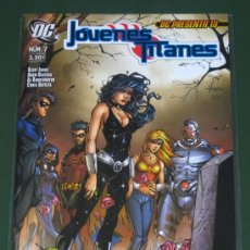Cómics: DC PRESENTA 13: JOVENES TITANES # 7 ( DC , PLANETA ). Lote 37912809