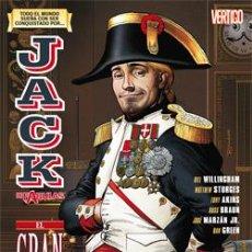 Cómics: JACK DE FÁBULAS : EL GRAN LIBRO DE FÁBULAS VOL. 6 DE BILL WILLINGHAM & MATTEW STURGES. Lote 37776552