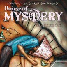 Cómics: HOUSE OF MYSTERY : DIRECCIÓN Nº 5 DE PLANETA DE AGOSTINI. Lote 37813512