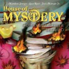 Cómics: HOUSE OF MYSTERY : COMPLETAMENTE SEGURO Nº 6 DE PLANETA DE AGOSTINI. Lote 37813534