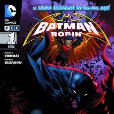 Cómics: BATMAN Y ROBIN Nº 1 NUDC - ECC -TOMO 96 PÁG.. Lote 38042533