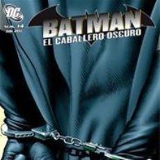 Cómics: BATMAN EL CABALLERO OSCURO Nº 14 DE 20 CHUCK DIXON & PETER WOODS & ANDREW PEPOY . Lote 38105212