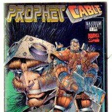 Comics : PROPHET CABLE Nº 1 (A-COMIC-3348). Lote 38730816