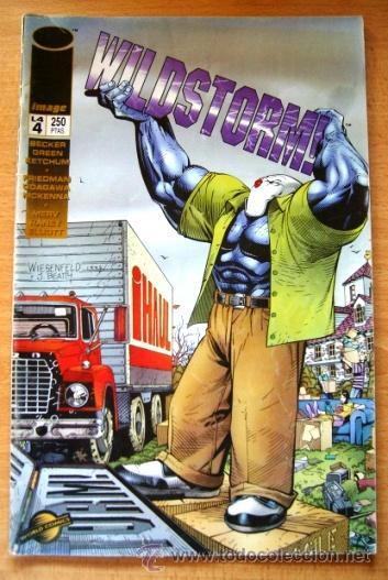 WILDSTORM - Nº L4 4. FEBRERO 1997 (Tebeos y Comics - Planeta)