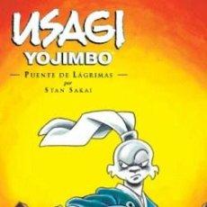 Cómics: USAGI YOJIMBO Nº 23 : PUENTE DE LÁGRIMAS POR STAN SAKAI PLANETA DE AGOSTINI. Lote 39108388