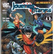 Cómics: DC PRESENTA NUMERO 1. JOVENES TITANES. PLANETA. Lote 39158768