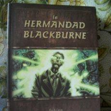 Cómics: LA HERMANDAD BLACKBURNE Y OTROS. Lote 39496018
