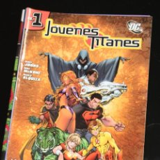 Cómics: JOVENES TITANES 1 VOLUMEN 1 PLANETA. Lote 39535196