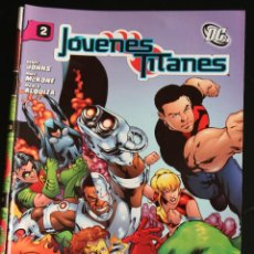 Cómics: JOVENES TITANES 2 VOLUMEN 1 PLANETA. Lote 39535197