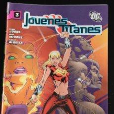 Cómics: JOVENES TITANES 3 VOLUMEN 1 PLANETA. Lote 39535199