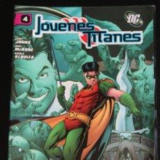 Cómics: JOVENES TITANES 4 VOLUMEN 1 PLANETA. Lote 39535204