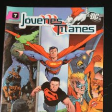 Cómics: JOVENES TITANES 7 VOLUMEN 1 PLANETA. Lote 39535207