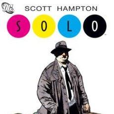 Cómics: SOLO Nº 9 DE SCOTT HAMPTON CON JOHN HITCHCOK PLANETA DE AGOSTINI. Lote 217982205