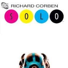 Fumetti: SOLO Nº 2 DE RICHARD CORBEN CON JOHN ARCUDI PLANETA DE AGOSTINI. Lote 39852283