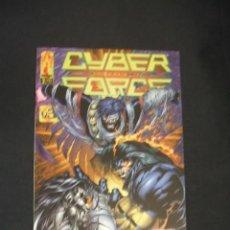 Cómics: CYBER FORCE - Nº 2 - IMAGE - PLANETA -. Lote 39877705