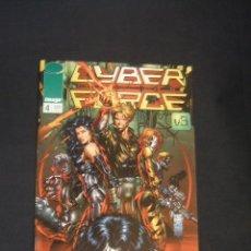 Cómics: CYBER FORCE - Nº 4 - IMAGE - PLANETA -. Lote 39877750
