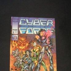 Cómics: CYBER FORCE - Nº 5 - IMAGE - PLANETA -. Lote 39877763