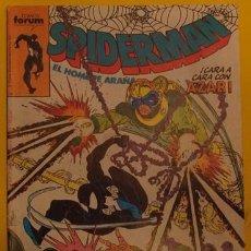 Cómics: SPIDERMAN VENENO NO.189 AÑO 1989 . Lote 162035029