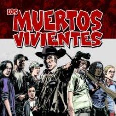 Cómics: LOS MUERTOS VIVIENTES - GUIA DE SUPERVIVENCIA(PLANETA). Lote 200237871