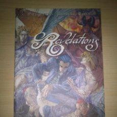 Cómics: REVELATIONS - PAUL JENKINGS Y HUMBERTO RAMOS - PLANETA - COMO NUEVO. Lote 40168400