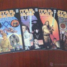 Cómics: STAR WARS EPISODIO 1 PLANETA DEAGOSTINI. Lote 40266844