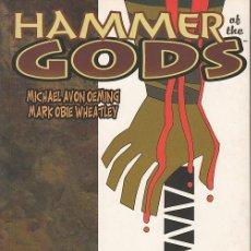 Cómics: HAMMER OF THE GODS: ENEMIGO MORTAL (PLANETA,2004). Lote 40326753
